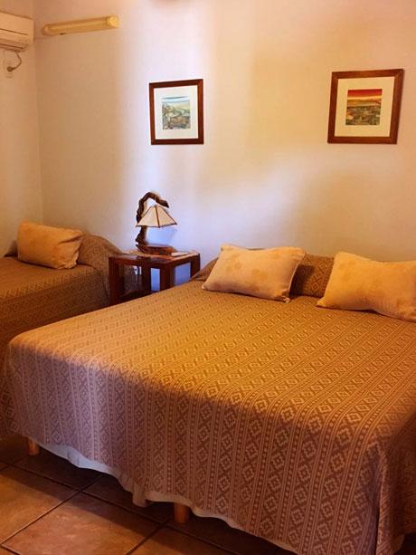 Suite Junior rooms of the Hotel Killa of Cafayate in Salta, Argentina