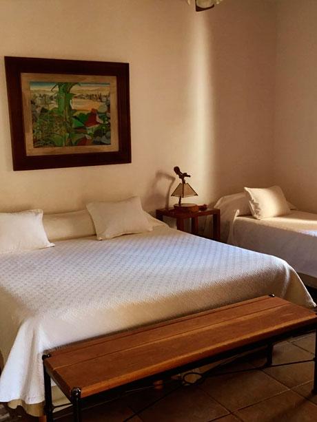 Habitaciones Suite Superior del Hotel Killa de Cafayate en Salta, Argentina