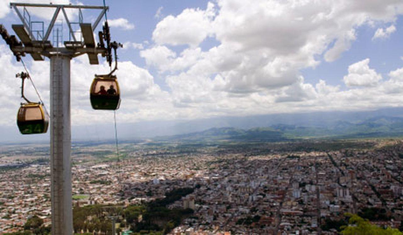 Ciudad de Salta del Hotel Killa de Cafayate en Salta, Argentina